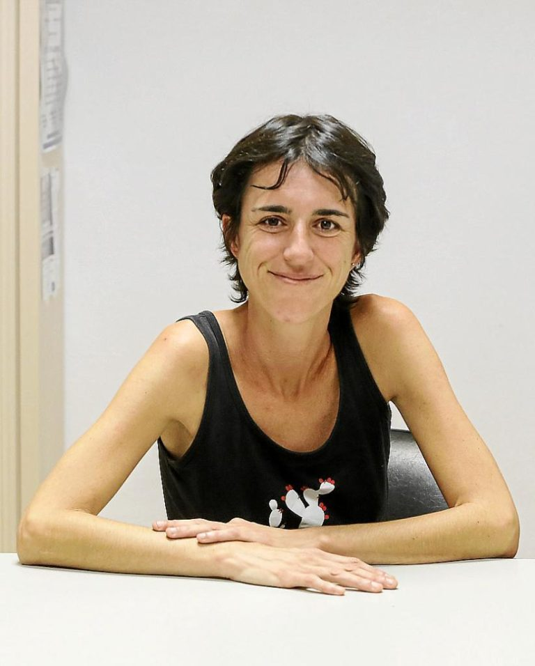 Roser Alenyar, candidata d'Ara Eivissa a l'alcaldia de Sant Antoni